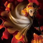 「鬼滅の刃」から、炎の呼吸の使い手「煉獄杏寿郎」が1/8スケールフィギュアになって登場!