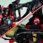 クリエイターたちのロボット愛が集結した奇跡のフックトイ、完成! 「緑翠の守護神ムシバトロン」を徹底レビュー!【泰勇気のトイ遊々記 第8回】