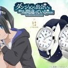 「ダンジョンに出会いを求めるのは間違っているだろうか」、ヘスティアモデル腕時計2種類が登場! 6月29日(火)まで予約受付中!!