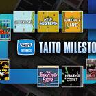 80年代の名作アーケードゲームを収録! Switch「タイトーマイルストーン」発売決定!