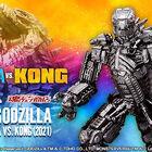 「GODZILLA VS. KONG」に登場するメカゴジラ(2021)がS.H.MonsterArtsに登場!