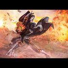 """「悪の軍団ジェルマ66」のNo.3""""ステルス・ブラック""""こと謎のヒーロー「おそばマスク」が""""P.O.Pワンピース""""Warriors Alliance""""シリーズに颯爽登場!!"""
