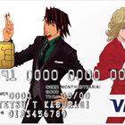 「TIGER & BUNNY」10周年記念クレジットカードが誕生! 入会特典でレプリカカードがもらえる!