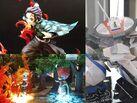 最新フィギュアが秋葉原に集結! 「鬼滅の刃 特別展示」&「ロボット大集合! 特別展示」@TAMASHII NATIONS TOKYO初日レポート!