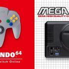 Nintendo Switchで、NINTENDO64とメガドライブが遊べるようになる! 10月下旬より新プラン「Nintendo Switch Online + 追加パック」スタート!
