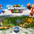 「スーパー・ニンテンドー・ワールド」、「ドンキーコング」をテーマにしたエリアを発表!