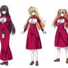 OVA「乙女はお姉さまに恋してる~3つのきら星」キャラクター6名&キャストコメントを公開! 限定版はメガタオル付き!
