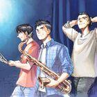 シリーズ累計770万部突破! 音楽にすべてを懸けて挑む感動の青春ストーリー「BLUE GIANT」、アニメーション映画化決定!  2022年公開!
