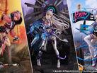 「Re:ゼロから始める異世界生活」、「エミリア・レム・ラム -Neon City Ver.-」1/7スケールフィギュア新カット公開!