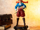 「天空の城ラピュタ」から、ドーラの船室の絵に描かれた「ドーラ18才」がフィギュアになって登場! 予約締切は11月7日(日)!!