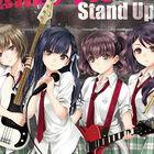 【インタビュー】メンバー自身で演奏もこなす声優ロックバンド、ガールズフィスト!!!! その1st.シングル「Stand Up!!!!」は、シンプルでストレートな楽曲揃い