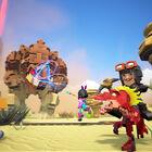 PS4/Switch「PixARK」、2019年夏発売決定! 「ARK:Survival Evolved」の世界をブロックで表現したオープンワールド恐竜サバイバルACT