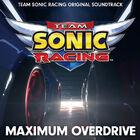 『チームソニックレーシング』のオリジナルサントラが本日5月29日発売! イカしたメインテーマ「Green Light Ridew」を含む全130曲をCD3枚に収録