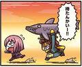 「Fate/Grand Order」、「ますますマンガで分かる!FGO」第105話を更新!