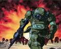 """ロボットの""""目""""を本物のカメラで表現する――「装甲騎兵ボトムズ」第1話に隠された強靭な意思の力【懐かしアニメ回顧録第79回】"""