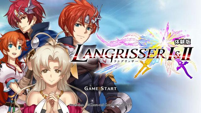 ラングリッサーI&II