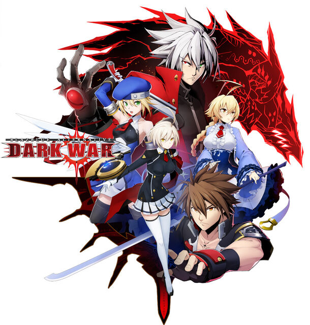 BLAZBLUE ALTERNATIVE DARKWAR