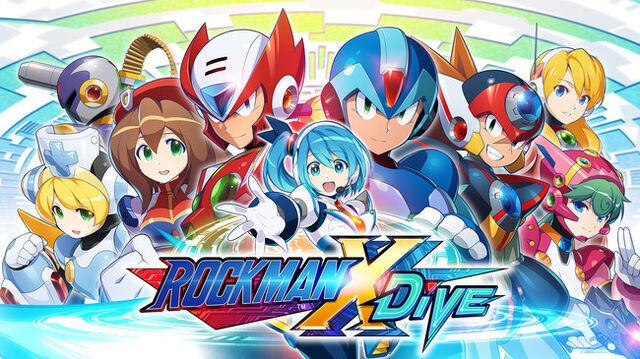 ロックマンX DiVE