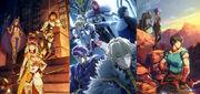 劇場版 Fate/Grand Order -神聖円卓領域キャメロット- 前編Wandering; Agateram