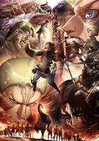 進撃の巨人 Season 3 Part.2