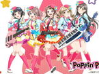 Poppin'Party人気投票